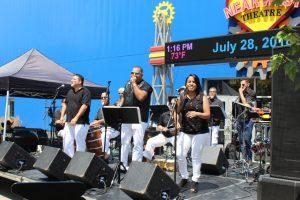 Arts in August: Papo Ruiz y Delzura de la Salsa