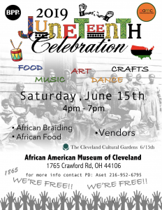 Juneteenth Celebration