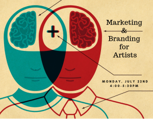 Marketing and Branding for Artists