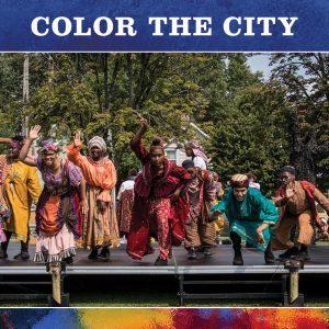 Student Theatre Enrichment Program (STEP) 2019: Color the City