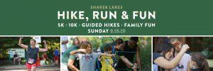 Hike, Run & Fun