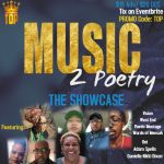 Music 2 Poetry: The Showcase