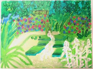 A Healing Arts Workshop: Art for Relaxation / Landscapes of the Heart