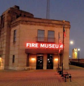 Fire on the River: BSE concert at the Fire Museum