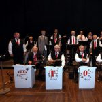 Cleveland TOPS Swingband at Menorah Pk, July 23,