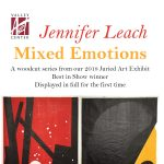 Mixed Emotions - A Collection of Woodcut Prints by Jennifer Leach