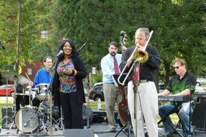 Cleveland Jazz Orchestra - JAZZ! in Lincoln Park