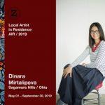 AIR: Dinara Mirtalipova