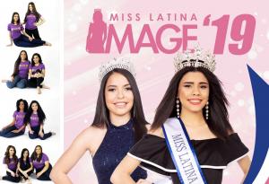 Miss Latina Image 2019