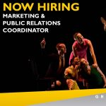 Marketing & PR Coordinator