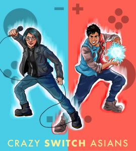 9/13 at Touch Supper Club - The Crazy Switch Asians Tour