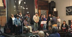 The New Avenues' Music Therapy Choir & ART Exhibit