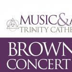 BrownBag Concerts at Trinity Cathedral