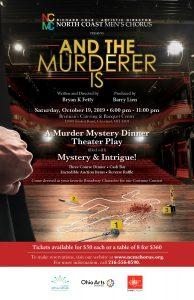 And The Murderer Is... Murder Mystery Dinner