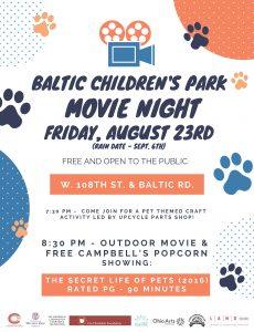 Baltic Children's Park Movie Night