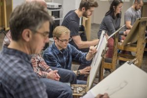 Adult and Young Artist Classes at CIA - Register b...