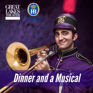 THE MUSIC MAN | Dinner and a Musical