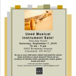 Used Musical Instrument Sale