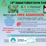 14th Annual Collard Green Cook-off & Arts Festival