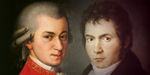 Mozart and Beethoven Quintets