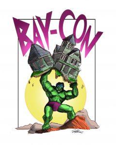 BAYcon - comic & art convention
