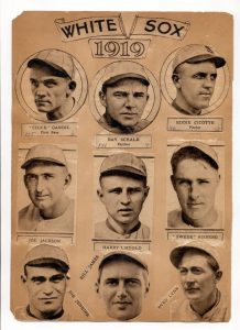 The Black Sox Scandal: Facts and Speculations 100 ...
