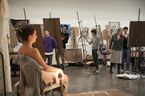 Life Drawing Classes Presented By Cleveland Institute Of