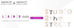 Studio to the Street - Free Public Artist Workshop!