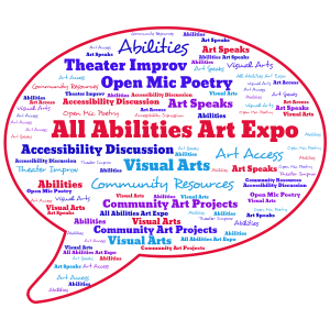 Art Speaks All Abilities Art Expo Fall Showcase