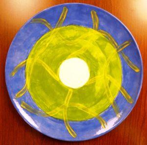 The Healing Arts - Mandala Plates