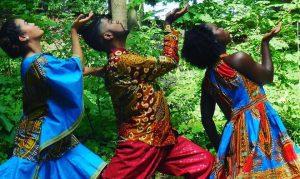 Afro Modern Dance - Classes