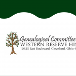 Annual Genealogical Committee Open House