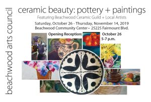 Ceramic Beauty: Pottery + Paintings