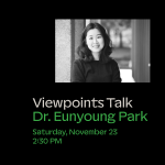 Viewpoints: Dr. Eunyoung Park