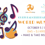 OWS Cultural Celebration Series: World Music Day!