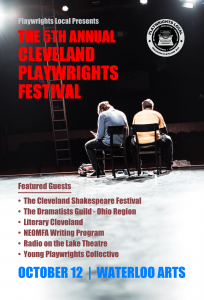 5th Annual Cleveland Playwrights Festival