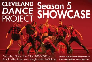 Cleveland Dance Project Season 5 Showcase