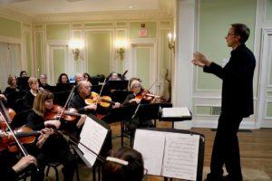 String Department Fall Recital