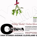 Holiday Market & Custom Glasswork Designs