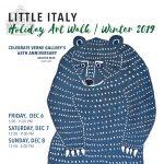 Little Italy Holiday Art Walk