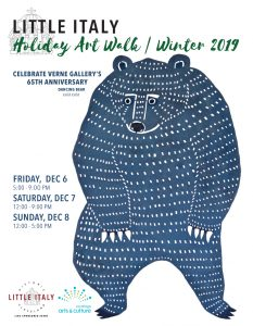 Little Italy Holiday Art Walk