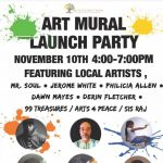 Art Mural Launch Party
