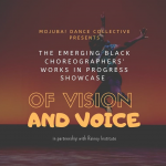Of Vision and VOICE Showcase