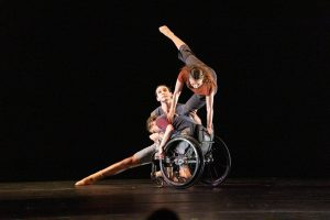 Seeking Full-Time Wheelchair Dancer/Athlete