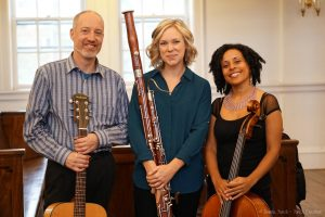 Music at Main: Cellocentric