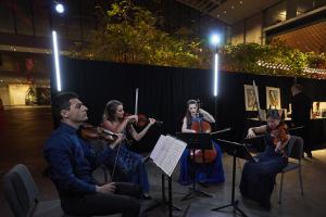 Advanced String Quartet Gala Concert