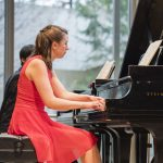 Advanced Piano Trio Program Concert