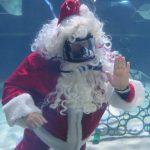 See Scuba Claus