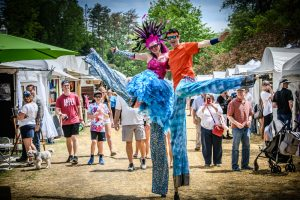Valley Art Center's 37th Annual Art by the Falls C...
