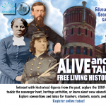 Alive & Talking | Soldiers, Slaves, & Spies